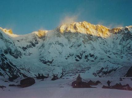 Annapura Base camp, Nepal